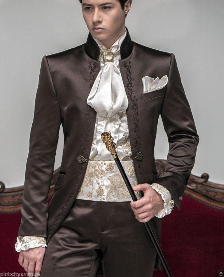 Classic Mens Wedding Suits