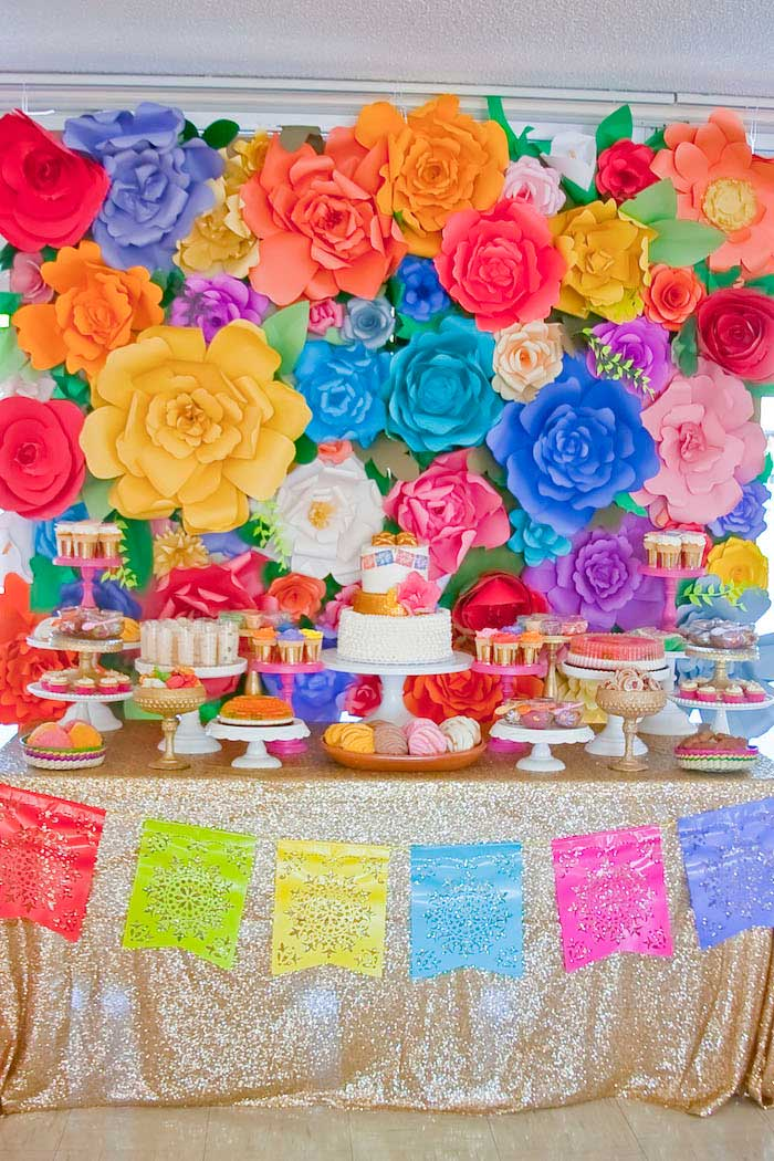 Mexican themed wedding decorations junglespirit Images