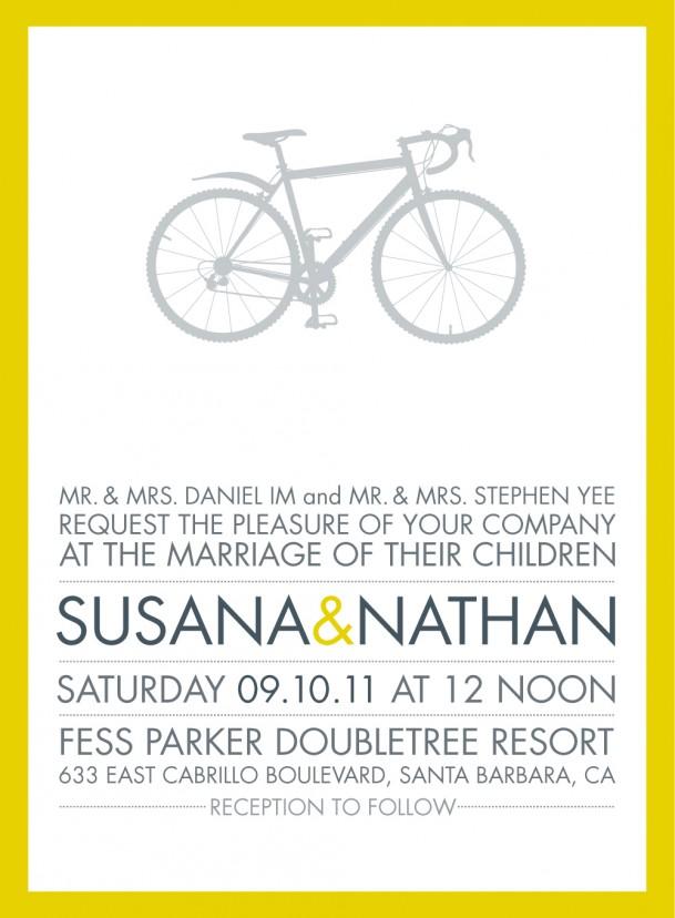 Cool Wedding Reception Invitation Wording