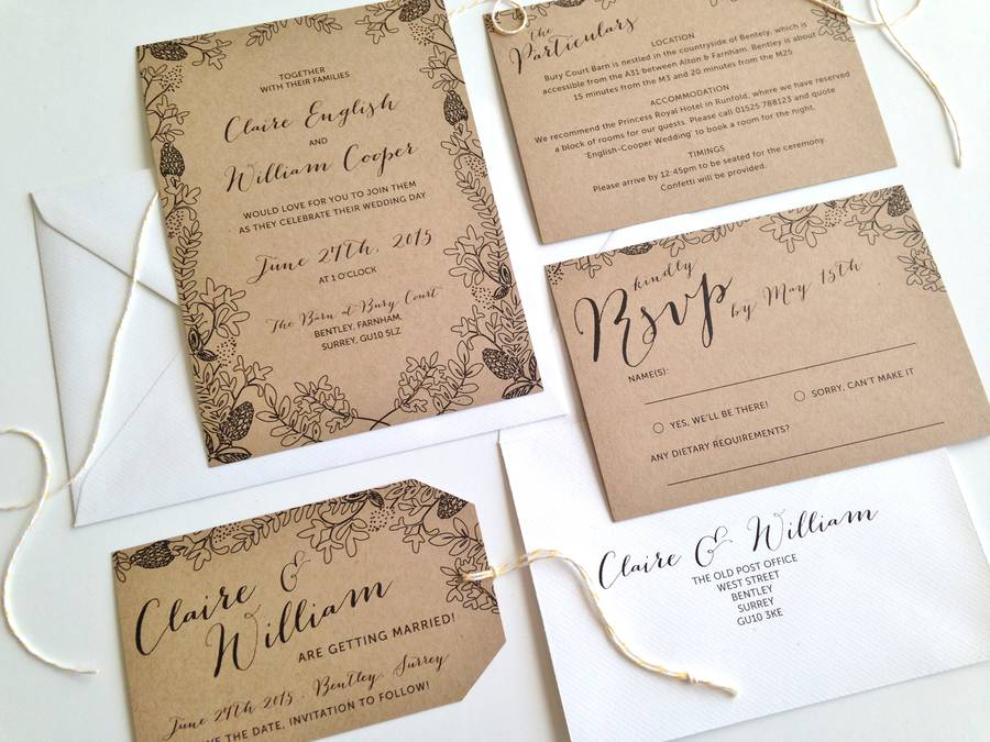 Outdoor Wedding Invitation Wording: Outdoor Wedding Invitation Wording
