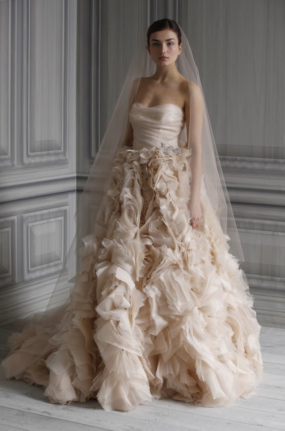 Couture Wedding Dresses Has In Recent Years Come To Mean A Garment ...