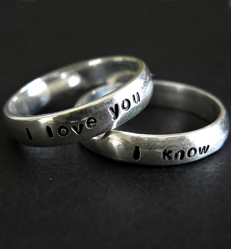 creative wedding rings - Creative Wedding Rings
