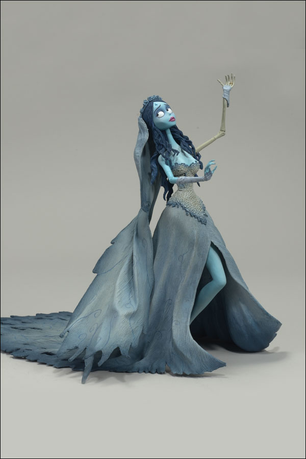 Corpse Bride Inspired Wedding Dress
