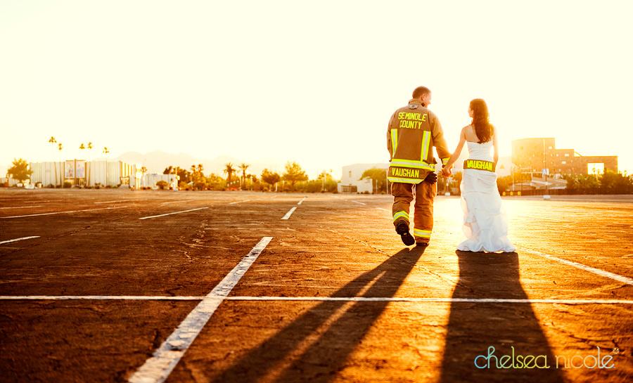 Firefighter Themed Wedding Ideas
