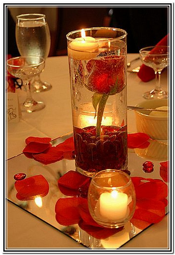 Floating Candle Centerpieces For Wedding Reception Emasscraft