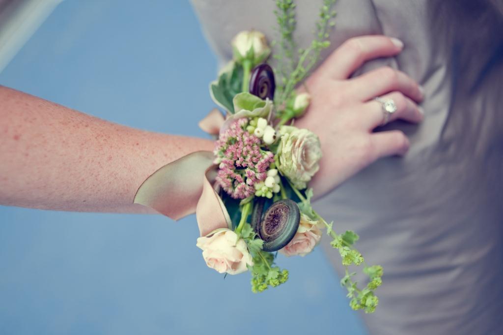 Flower Bracelet For Wedding