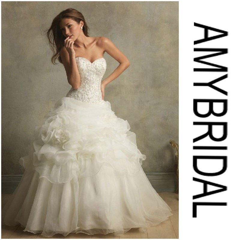 Spanish Vintage Wedding Dress