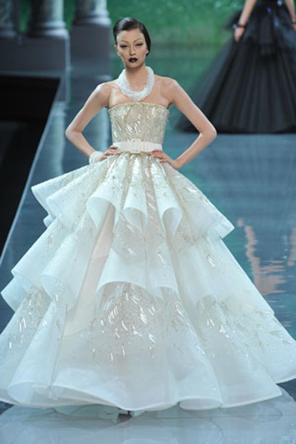 Dior Wedding Dresses