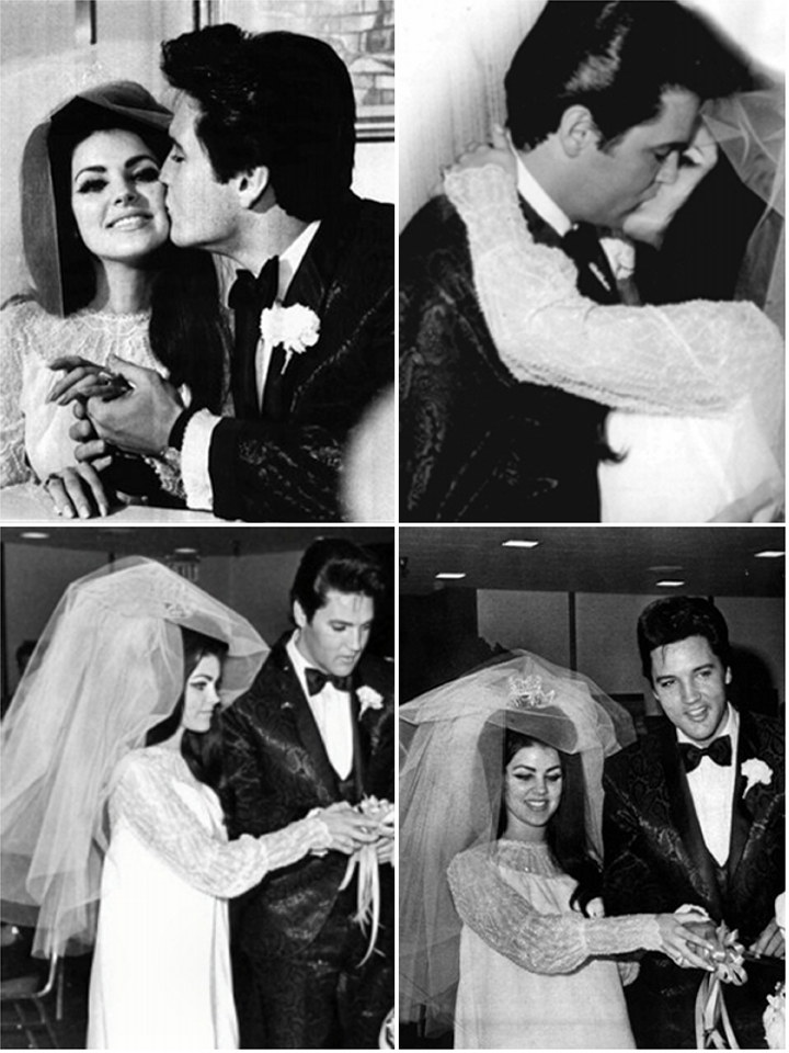 Incroyable Priscilla Presley Wedding Ring