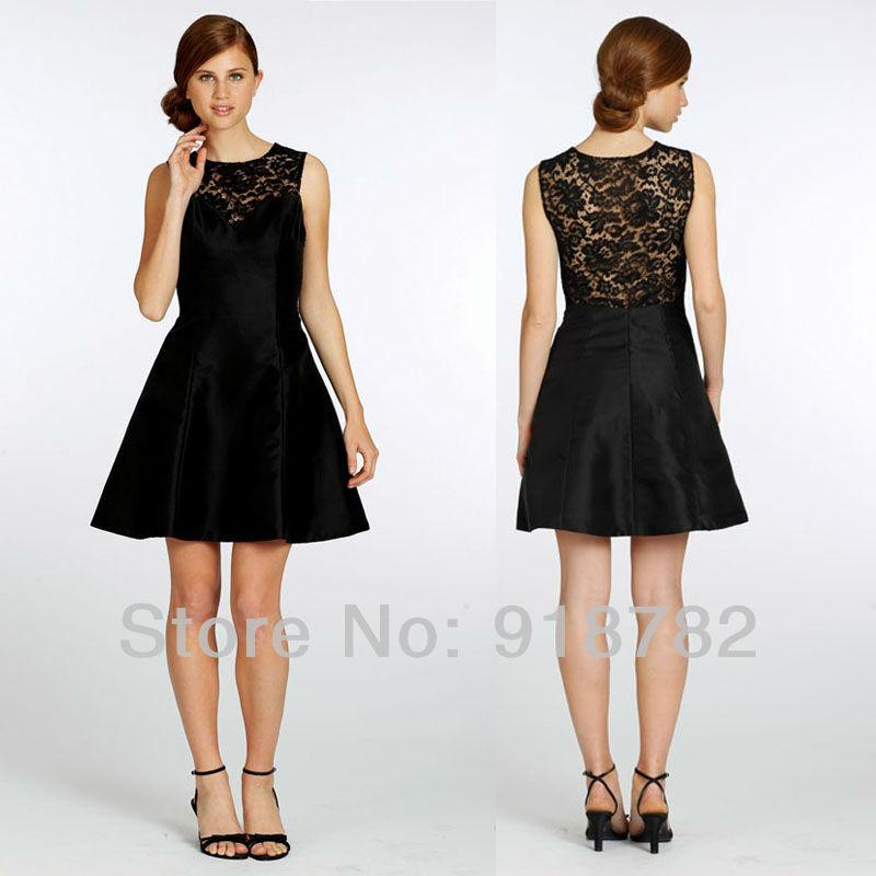 Short Black Dresses For Weddings | Good Dresses