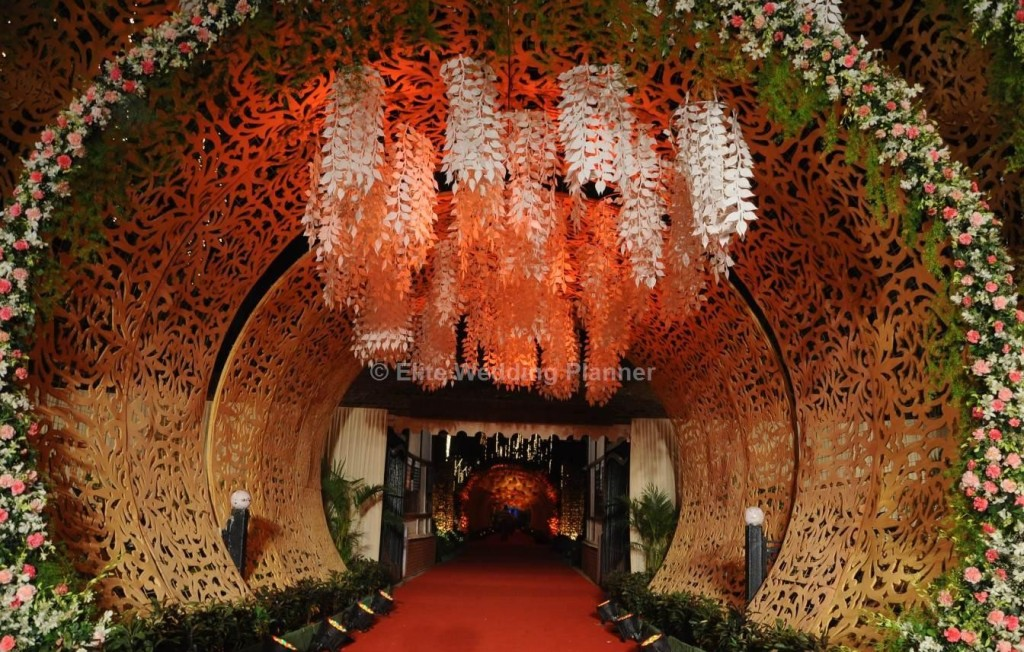 Entrance decoration ideas for wedding junglespirit Images