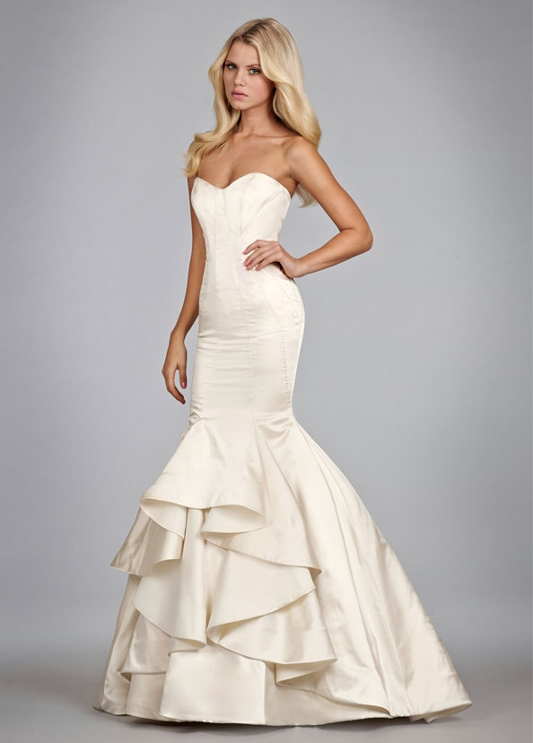Kleinfeldbridal Com Hayley Paige Bridal Gown 32865446 Mermaid