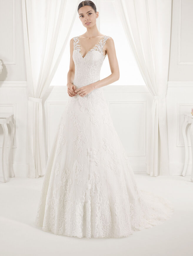 Princess cut lace wedding dresses gown and dress gallery for Princess cut wedding dresses