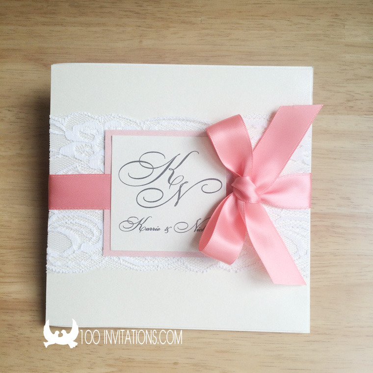 coral color wedding invitations. coral. the wedding invitations, Wedding invitations
