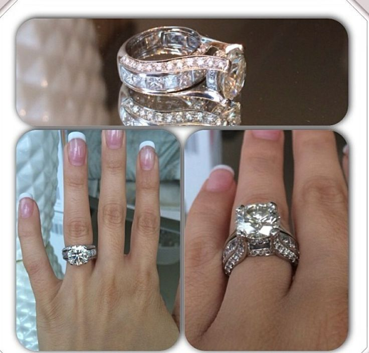 Large Wedding Rings 17 Best Ideas About Huge On