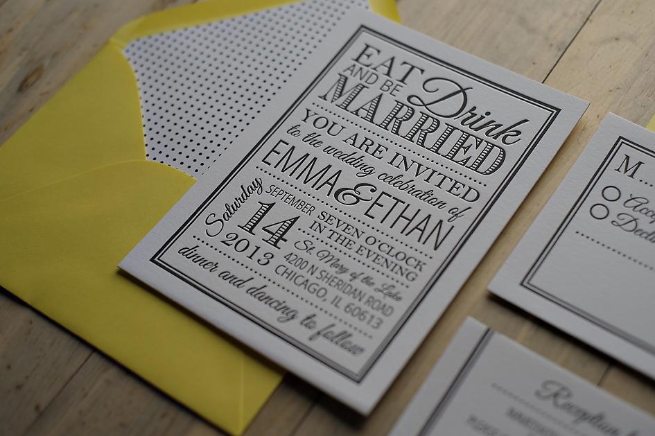 letterpress wedding invitations Wedding Invitations With Letterpress Wedding Invitations With Letterpress #10 wedding invitations with letterpress