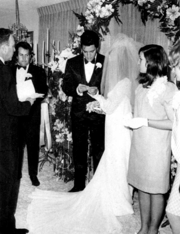 Priscilla Presley Wedding Ring Elvis And S Las Vegas Everything You Love Coming Down For
