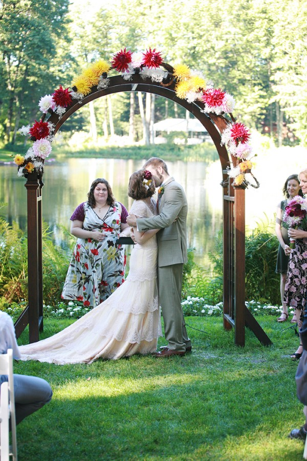 Wooden Arches For Weddings