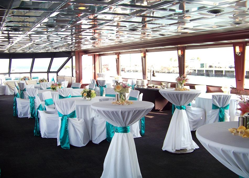 yacht wedding ideas Wedding Decor Ideas