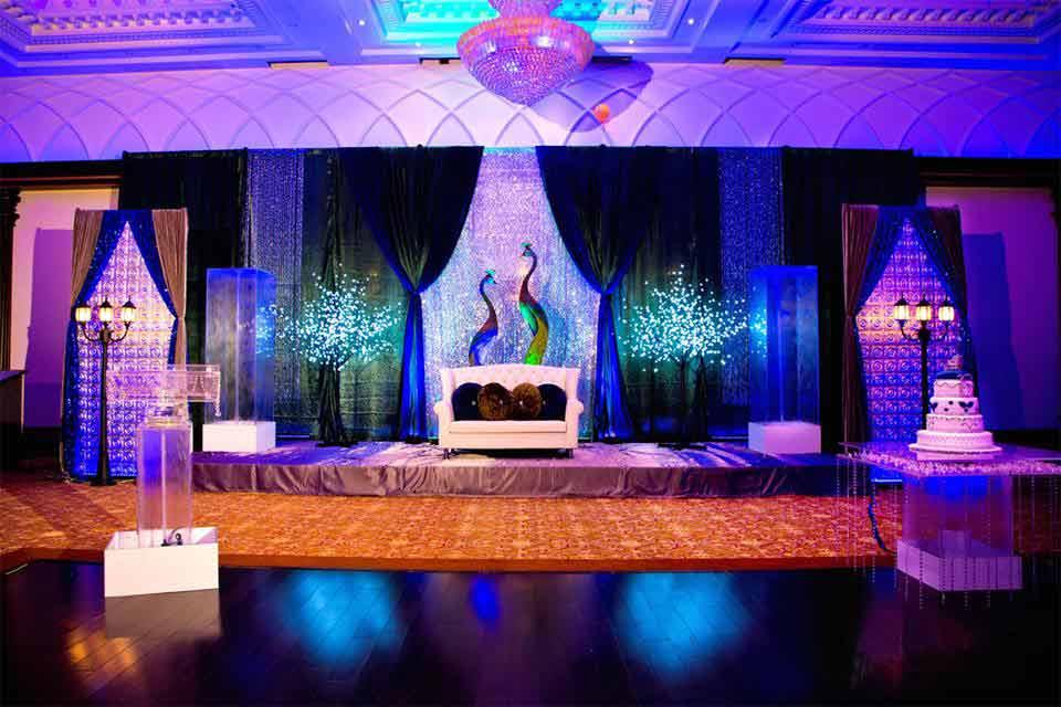 Indian wedding themes ideas peacock theme indian wedding ideas junglespirit Gallery