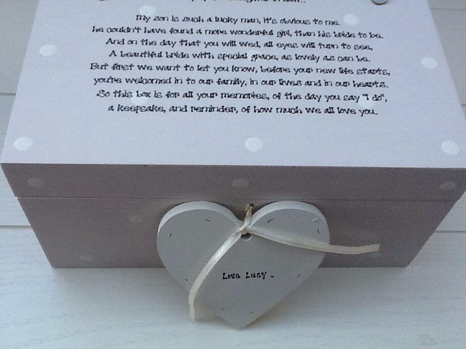 Gift For Daughter In Law On Wedding Day Wedding Ideas
