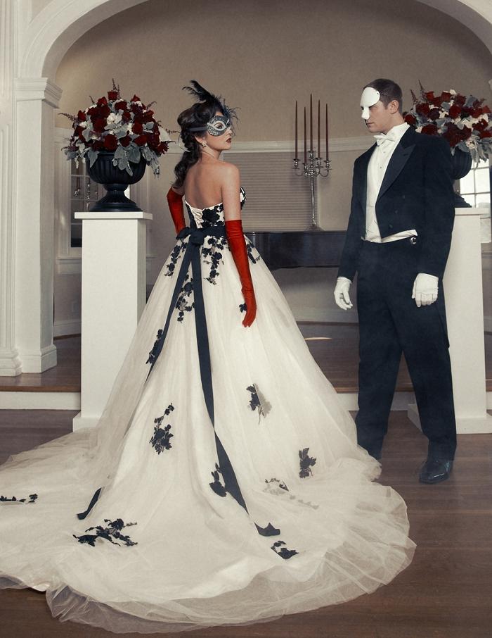 Awesome Phantom Of The Opera Wedding Theme Pictures Styles Ideas