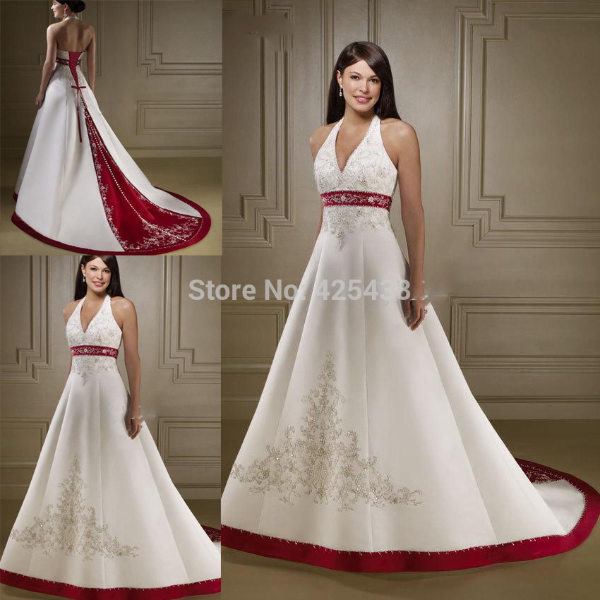 Red And White Wedding Dresses. Wedding Red And White Wedding Dresses ...