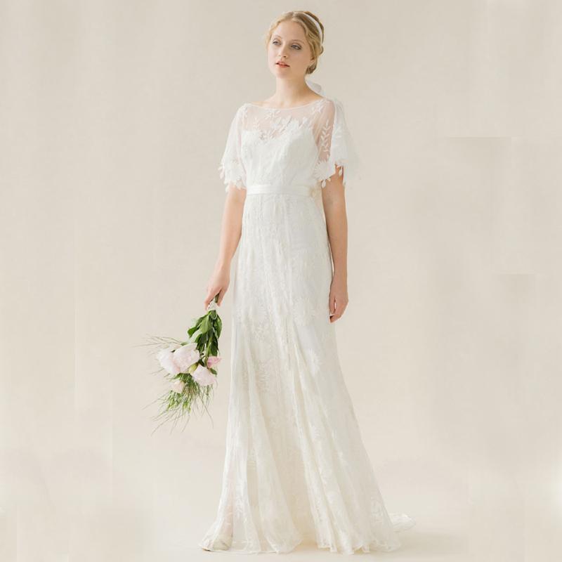 Cowl Neck Wedding Dress: Cowl Neck Wedding Dress