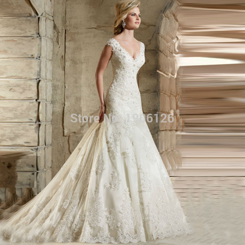 Elegant Wedding: Elegant Wedding Dress