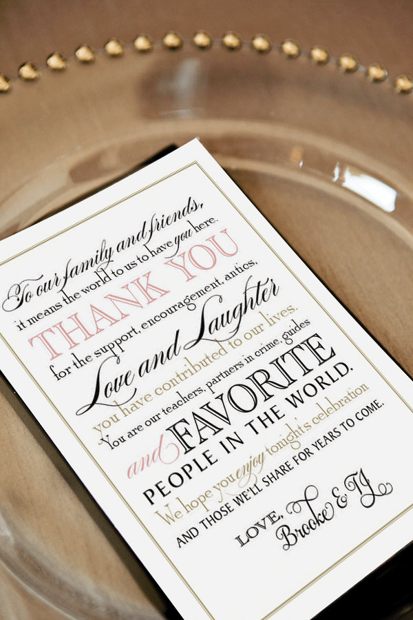 Wedding Welcome Message For Guests