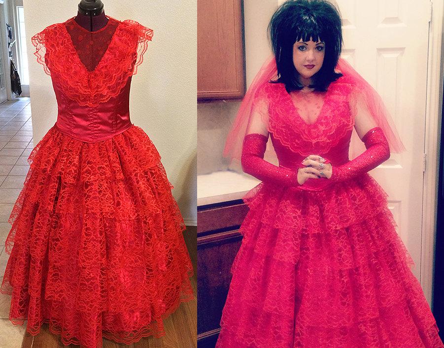 Dorable Beetlejuice Wedding Dress Motif - Wedding Ideas - nilrebo.info