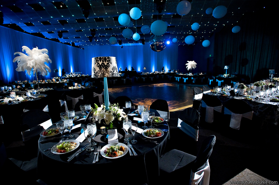 Royal Blue And Black Wedding Ideas Wedding Decor Ideas