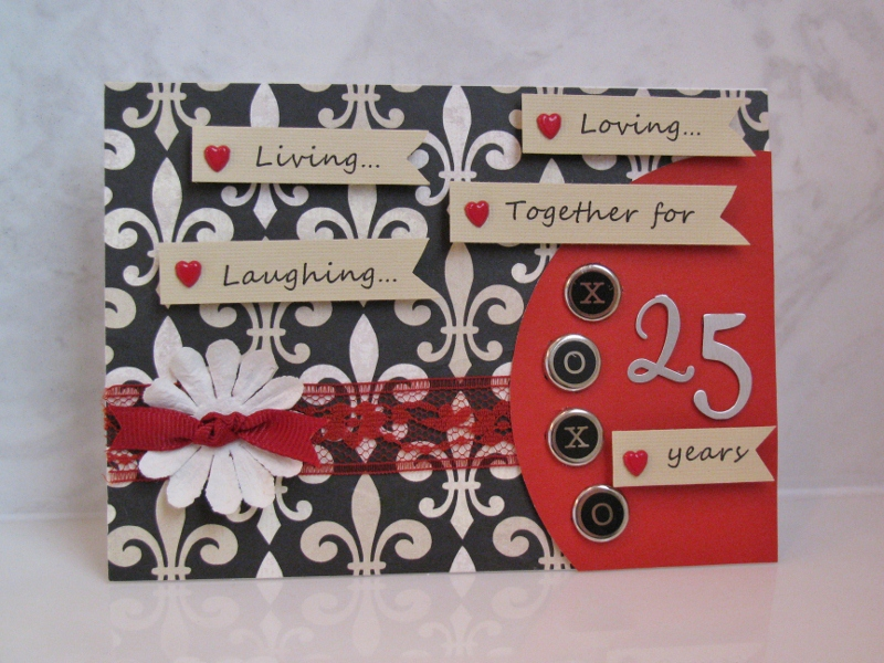 Th wedding anniversary scrapbook ideas