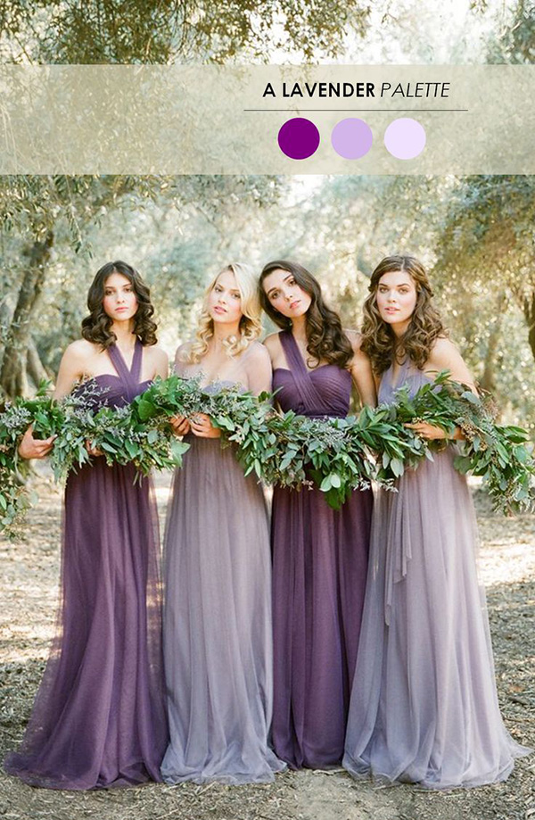 Rustic Wedding Bridesmaid Dress