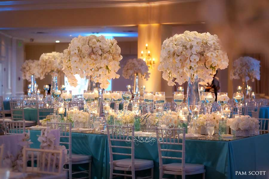 Tiffany Blue Wedding Decor Something Old New Borrowed