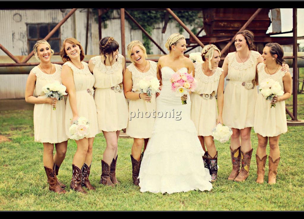 Southern Style Wedding Dress