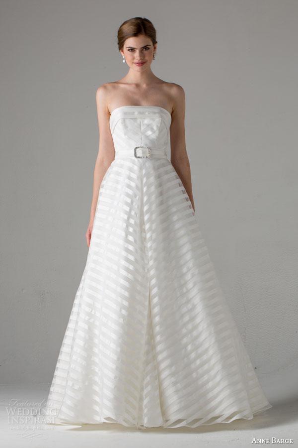 Striped Wedding Dresses 020 - Striped Wedding Dresses