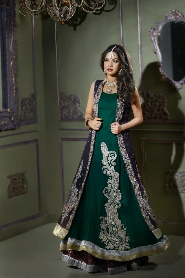 Stylish And Trendy Wedding Dresses In Pakistan