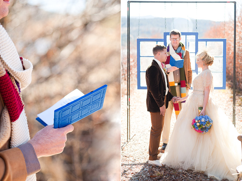 Through All Of E Time Doctor Who Inspired Wedding Day