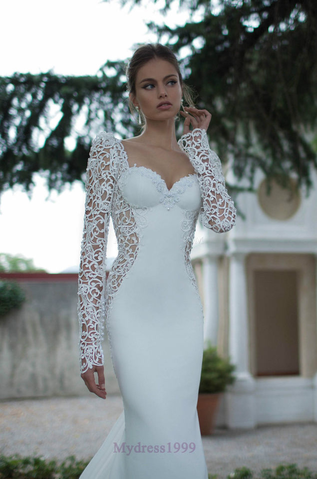 Tight fitting wedding dress for Wedding dresses tight fitting