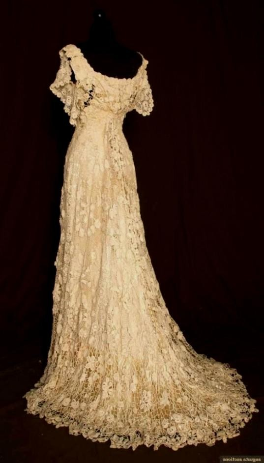 irish lace wedding dresses | Wedding