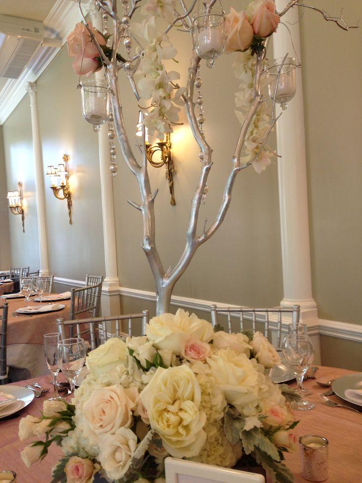 Tree Branch Centerpiece - Best Home Interior •