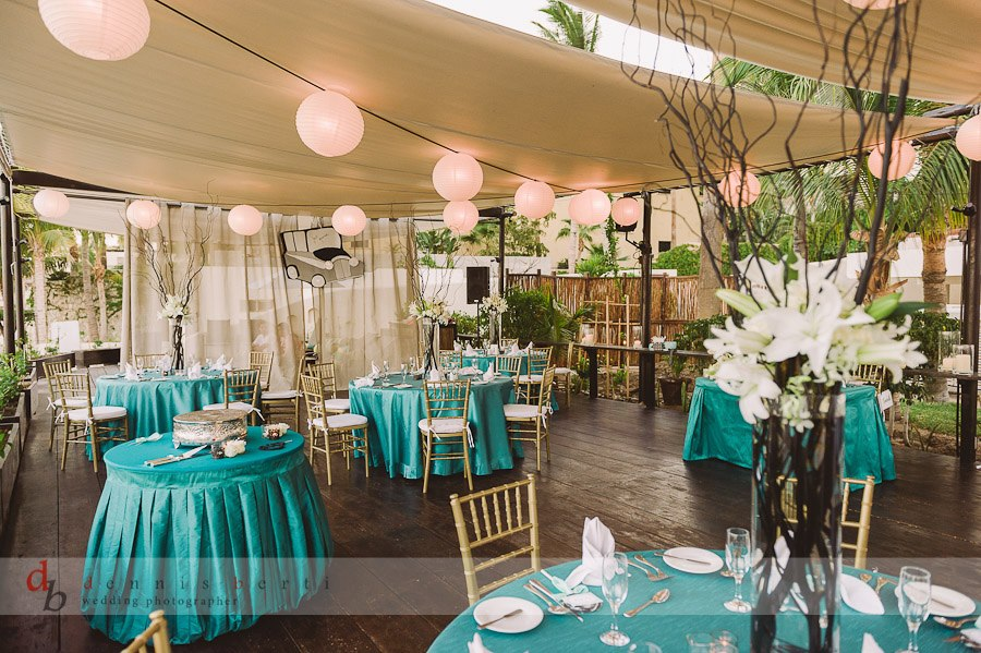 Turquoise Wedding Decorations Pictures Inspiring
