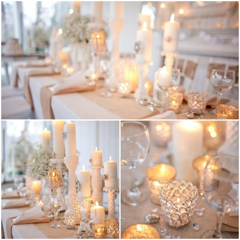 ... Wedding Table Decoration Ideas Candles Choice Image Wedding ...  sc 1 st  Therapy Box & Wedding Reception Table Decorations With Candles Gallery - Wedding ...