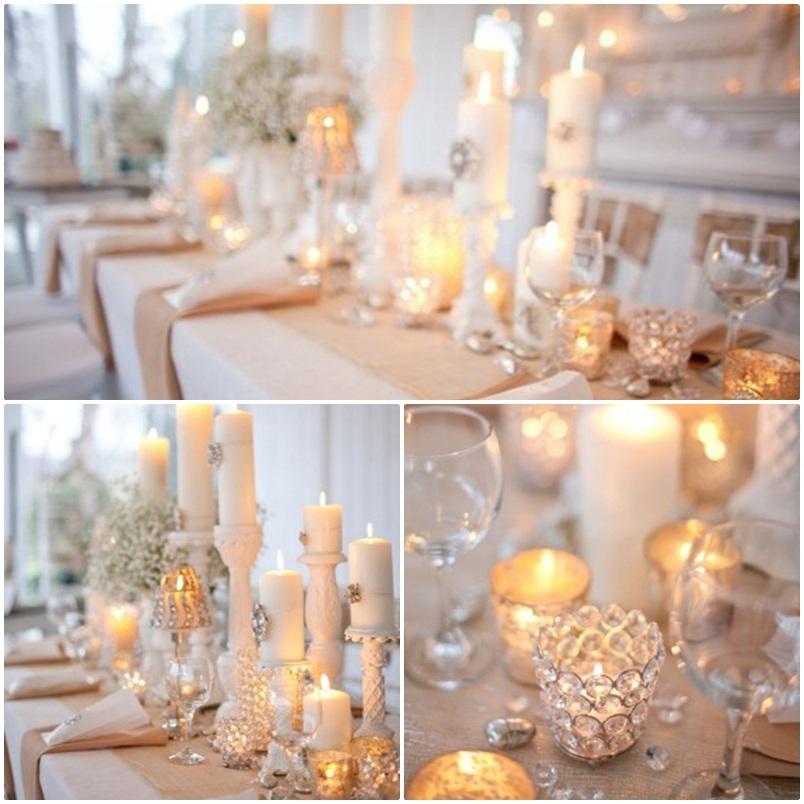 Emejing wedding candle centerpiece ideas gallery styles ideas wedding candle centerpieces junglespirit Choice Image