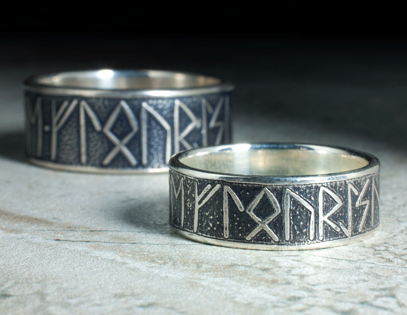 norse wedding rings viking wedding rings 6201