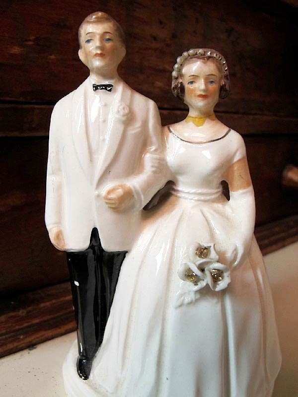 retro wedding cake toppers vintage wedding cake toppers 19202