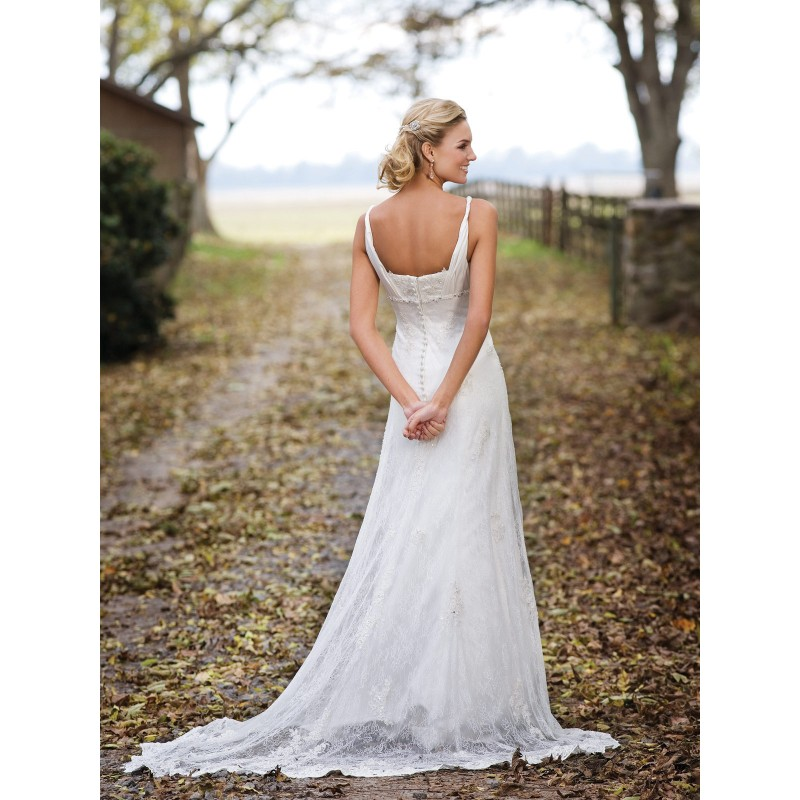 Wedding Gowns For Outdoor Weddings: Outdoor Country Wedding Dress