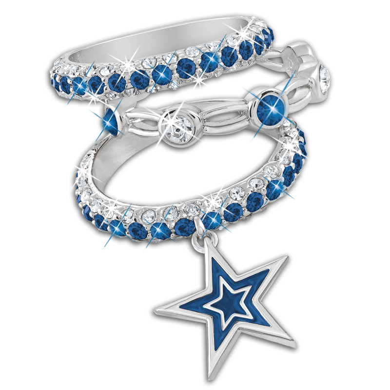 Dallas Cowboys Wedding Ring