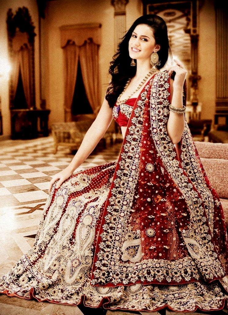 Wedding Bridal Dress Indian